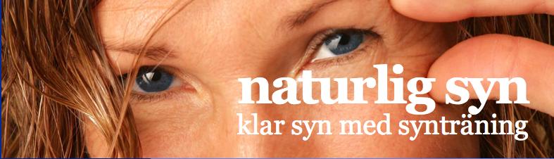Friskvård för ögonen och synen 18 nov 2013